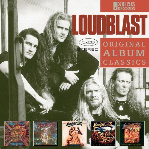 Loublast - Licensed to Trash - Preis vom 05.05.2021 04:54:13 h