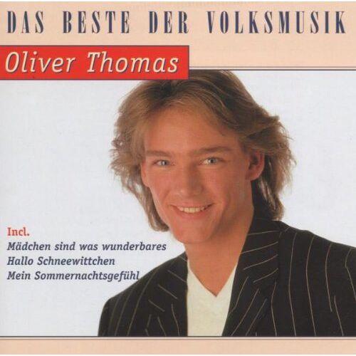 Oliver Thomas - Das Beste Von Oliver Thomas - Preis vom 15.01.2021 06:07:28 h