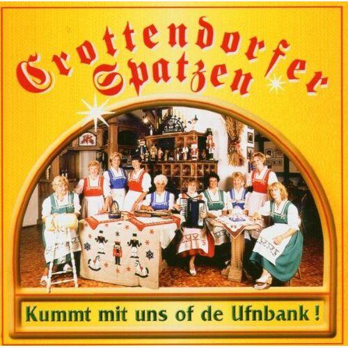 Crottendorfer Spatzen - Kummt mit Uns of de Ufnbank! - Preis vom 04.10.2020 04:46:22 h