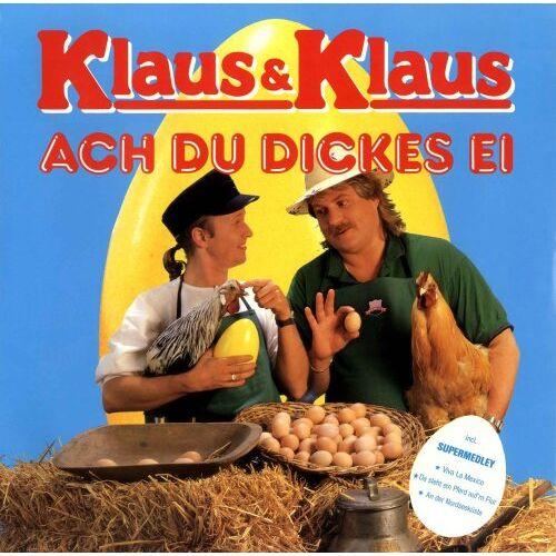 Klaus & Klaus - Ach du Dickes Ei - Preis vom 17.04.2021 04:51:59 h
