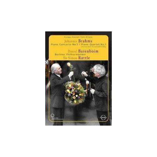 Bob Coles - Brahms, Johannes - Piano Concerto No. 1 / Piano Quartet No. 1 - Preis vom 10.05.2021 04:48:42 h