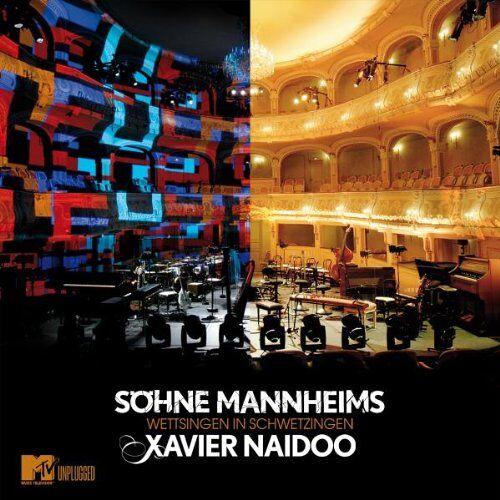 Söhne Mannheims - Wettsingen in Schwetzingen/MTV unplugged - Preis vom 12.04.2021 04:50:28 h