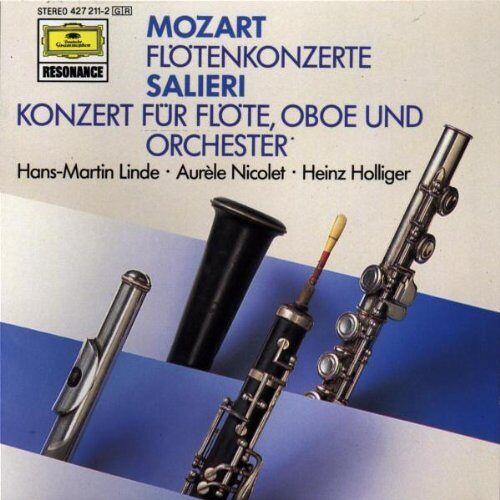 Nicolet - Flötenkonzert 1 und 2 / Flöten-Oboen-Konzert - Preis vom 27.02.2021 06:04:24 h