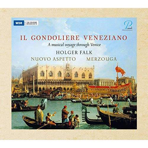 Holger Falk - Il Gondoliere Veneziano (Limited Edition) - Preis vom 21.04.2021 04:48:01 h