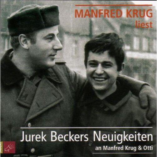 Manfred Krug - Jurek Beckers Neuigkeiten An Manfred Krug & Otti - Preis vom 08.05.2021 04:52:27 h