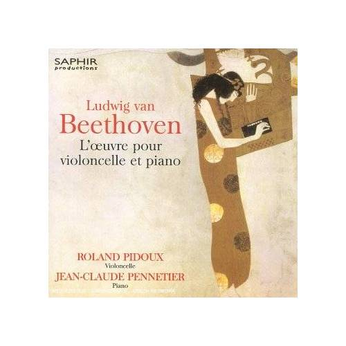 Roland Beethoven: Werke für Cello + Klavier - Preis vom 20.10.2020 04:55:35 h