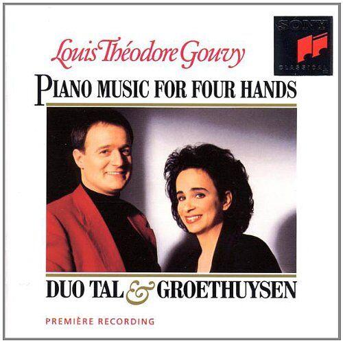 DUO Klaviermusik zu 4 Händen - Preis vom 15.04.2021 04:51:42 h
