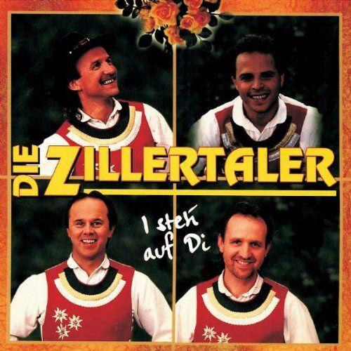 die Zillertaler - I Steh' auf di - Preis vom 05.09.2020 04:49:05 h