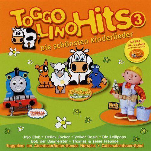 Various - Toggolino Hits Vol.3 - Preis vom 07.05.2021 04:52:30 h