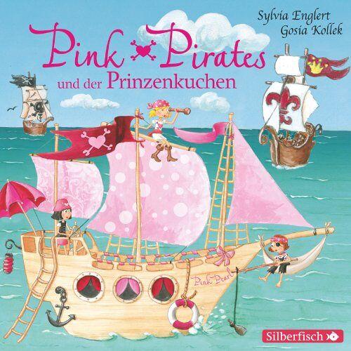 Pink Pirates - Pink Pirates 01: Pink Pirates und der Prinzenkuchen - Preis vom 20.10.2020 04:55:35 h