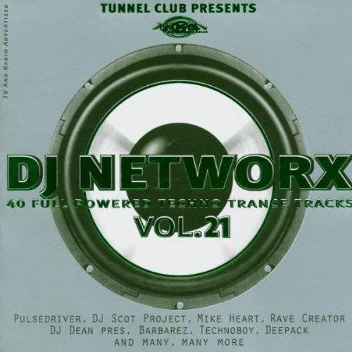 Various - DJ Networx Vol.21 - Preis vom 12.04.2021 04:50:28 h