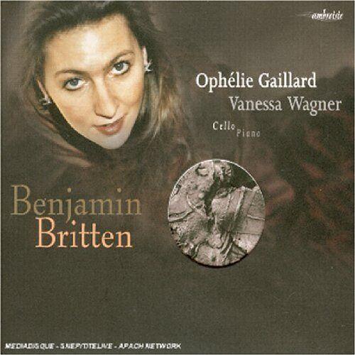 O. Gaillard - Sonata Op.65/Suites Op.80 & Op.87 - Preis vom 12.04.2021 04:50:28 h