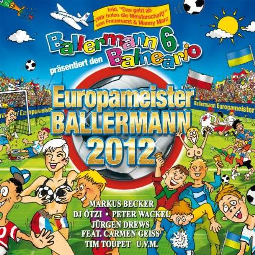 Various - Ballermann 6 Balneario - Europameister Ballermann - Preis vom 20.10.2020 04:55:35 h