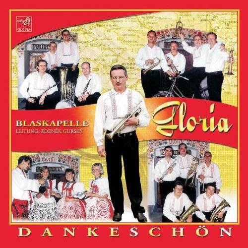 Blaskapelle Gloria - Dankeschn - Preis vom 15.05.2021 04:43:31 h
