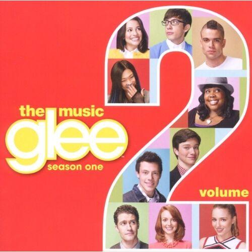 Glee Cast - Glee: the Music,Vol.2 - Preis vom 11.05.2021 04:49:30 h