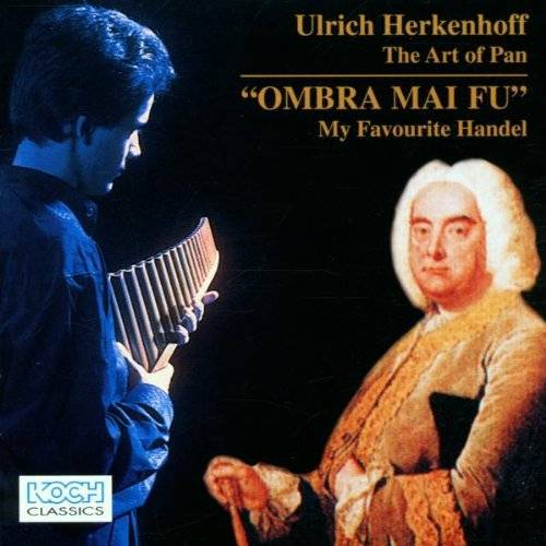 Panfl. Herkenhoff U. - The Art Of Pan (My Favourite Händel) - Preis vom 27.02.2021 06:04:24 h