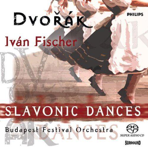 Ivan Fischer - Slawische Tnze - Preis vom 18.04.2021 04:52:10 h