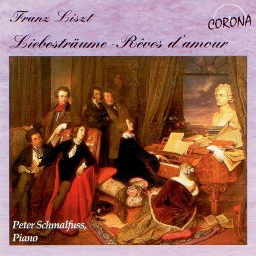 Liszt:Piano Works - Liebestrume - Preis vom 20.10.2020 04:55:35 h