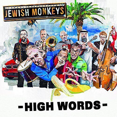 Jewish Monkeys - High Words - Preis vom 18.04.2021 04:52:10 h