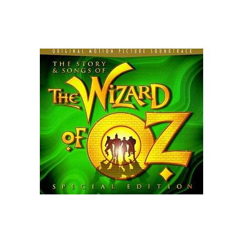 Wizard of Oz - Story & Songs from the Wizard - Preis vom 01.03.2021 06:00:22 h