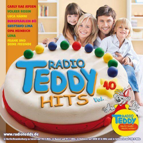 Various - Radio Teddy Hits Vol.10 - Preis vom 06.09.2020 04:54:28 h