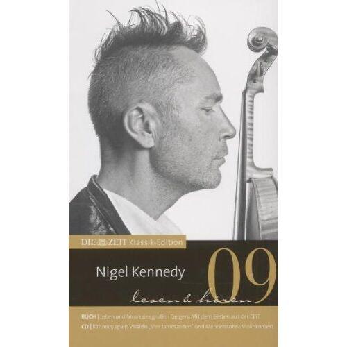 Nigel Kennedy - Die Zeit-Edition:Kennedy - Preis vom 05.09.2020 04:49:05 h