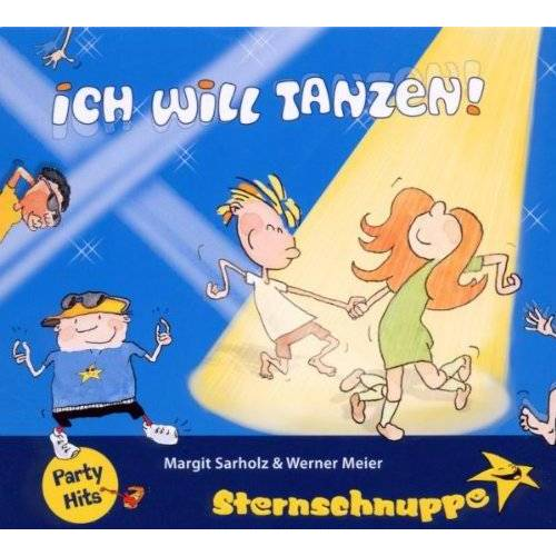 Sternschnuppe - Ich will tanzen! (Sternschnuppe remixed) - Preis vom 23.02.2021 06:05:19 h