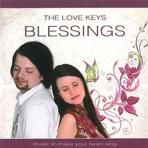 The Love Keys - Blessings - Preis vom 15.04.2021 04:51:42 h