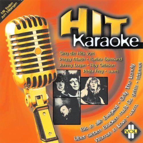 Karaoke - Hit Karaoke Vol.2 - Preis vom 16.05.2021 04:43:40 h
