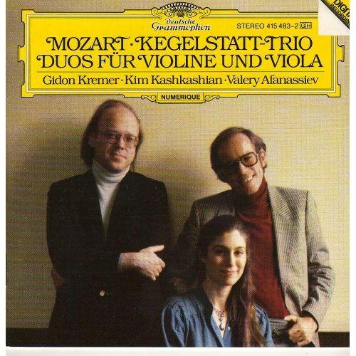 Mozart - Kegelstatt Trio / Duos - Preis vom 14.04.2021 04:53:30 h