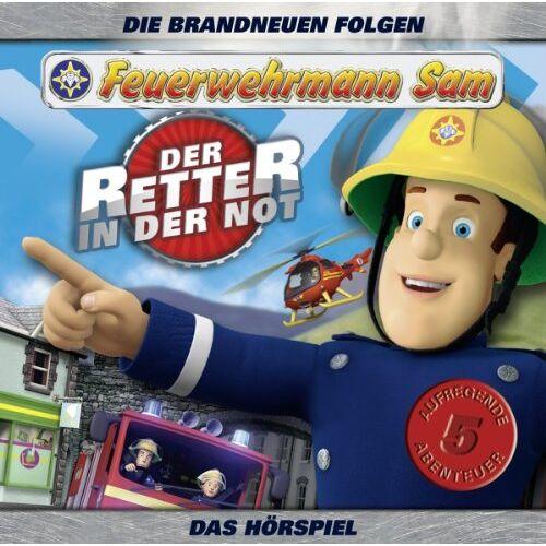 Feuerwehrmann Sam - Feuerwehrmann Sam: Sam,der Retter in der Not; Hörspiel - Preis vom 20.10.2020 04:55:35 h