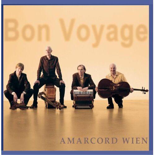 Amarcord Wien - Bon Voyage - Preis vom 05.12.2019 05:59:52 h