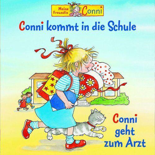 Conni 2 - Conni geht zum Arzt / Conni kommt in die Schule - Preis vom 20.10.2020 04:55:35 h
