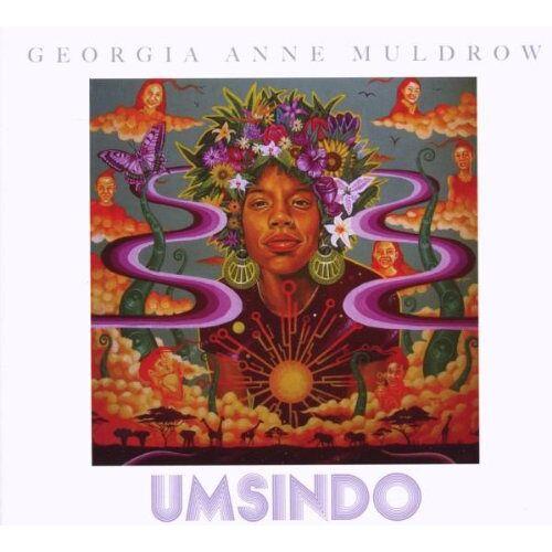 Georgia Anne Muldrow - Umsindo - Preis vom 27.01.2021 06:07:18 h