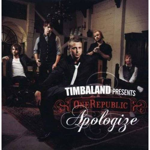 Timbaland - Apologize With One Republic - Preis vom 20.10.2020 04:55:35 h