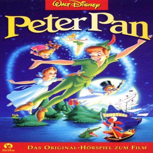 Disney Peter Pan [Musikkassette] [Musikkassette] - Preis vom 31.10.2020 05:52:16 h