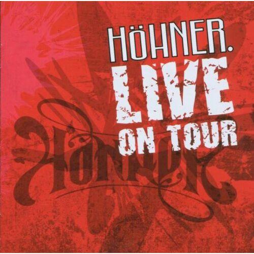 Höhner - Höhner Live on Tour - Preis vom 20.10.2020 04:55:35 h