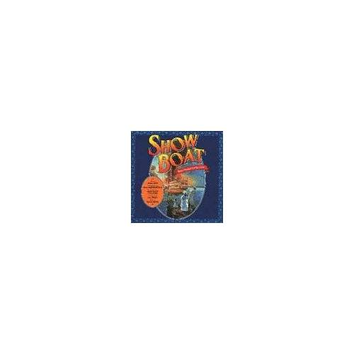 Cast-broadway - Showboat-Broadway Cast Album - Preis vom 28.02.2021 06:03:40 h