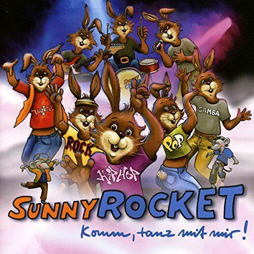 Sunny Rocket - Komm tanz mit mir - Preis vom 07.05.2021 04:52:30 h