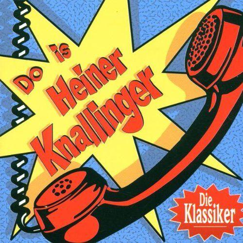 Heiner Knallinger - Do Is Heiner Knallinger - Preis vom 28.02.2021 06:03:40 h