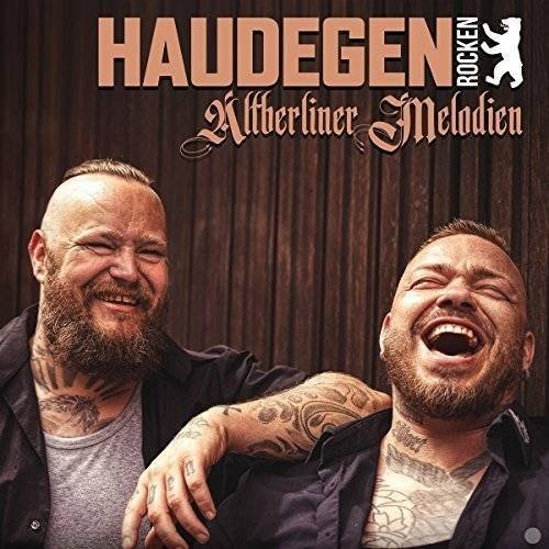 Haudegen - Haudegen rocken Altberliner Melodien - Preis vom 11.04.2021 04:47:53 h