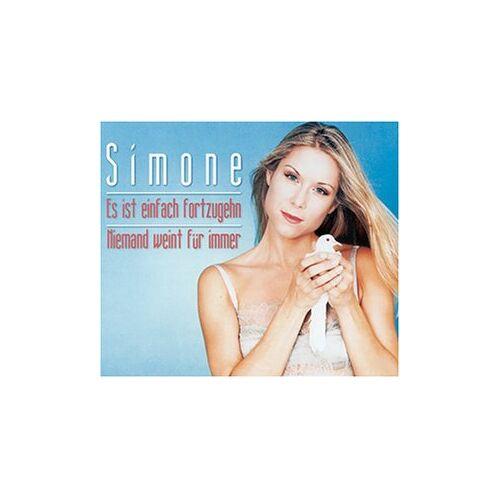Simone - Es Ist Einfach Fortzugehn - Preis vom 26.09.2020 04:48:19 h