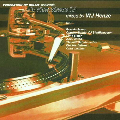 Various - DJ'S Homebase 4 - Preis vom 18.10.2020 04:52:00 h