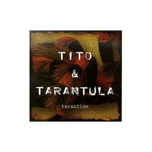 Tito & Tarantula - Tarantism - Preis vom 31.03.2020 04:56:10 h