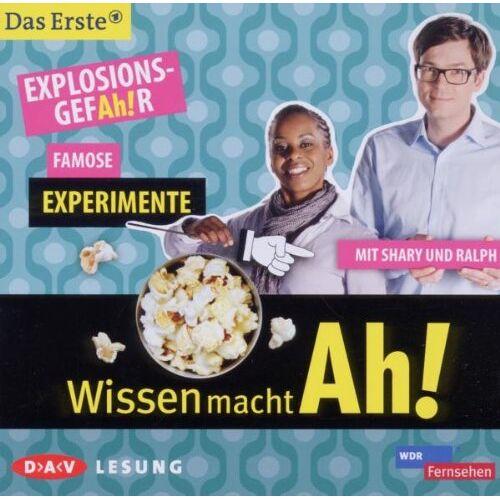 Ralph Caspers - Wissen macht Ah! 02 - Preis vom 04.09.2020 04:54:27 h