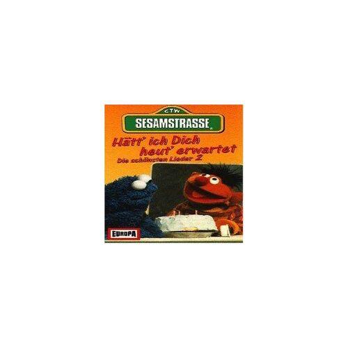 Sesamstrasse - Sesamstrasse-Hätt' Ich Dich [Musikkassette] - Preis vom 15.10.2020 04:56:03 h