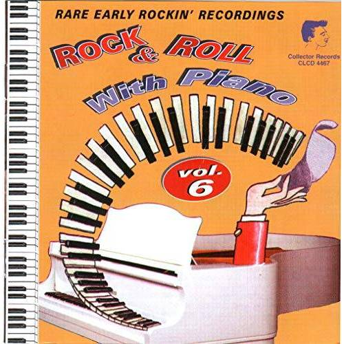 Rock - Vol.6-Rock & Roll With Piano - Preis vom 20.10.2020 04:55:35 h