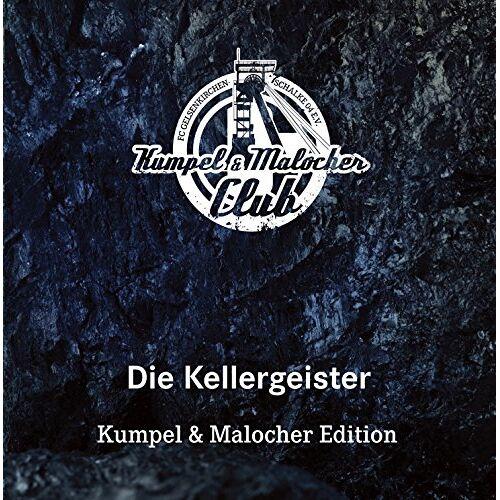 die Kellergeister - Kumpel & Malocher Edition - Preis vom 20.10.2020 04:55:35 h