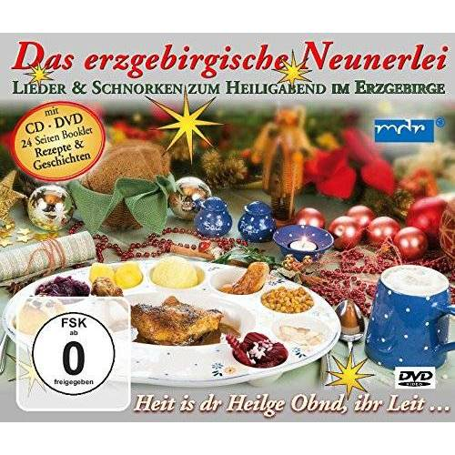 Various - Das Erzgebirgische Neunerlei - Preis vom 06.03.2021 05:55:44 h
