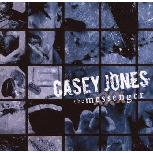 Casey Jones - The Messenger - Preis vom 12.05.2021 04:50:50 h